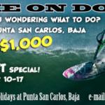 Baja For Cheap!