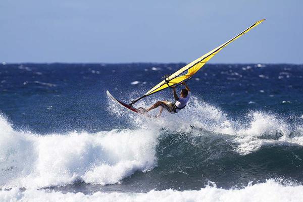 AWT Maui Makani Classic Day 3 - International Windsurfing