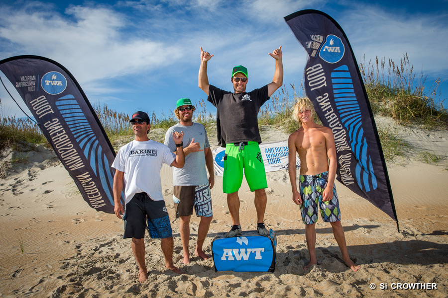 Am-Podium-Hatteras