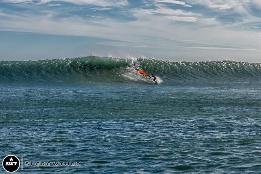 Sarah-Big-wave