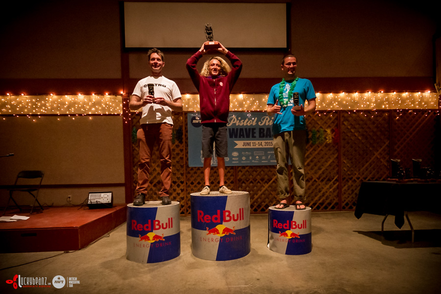 Amateur-Podium