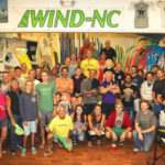 Wind-NC Hatteras Wave Jam Opening