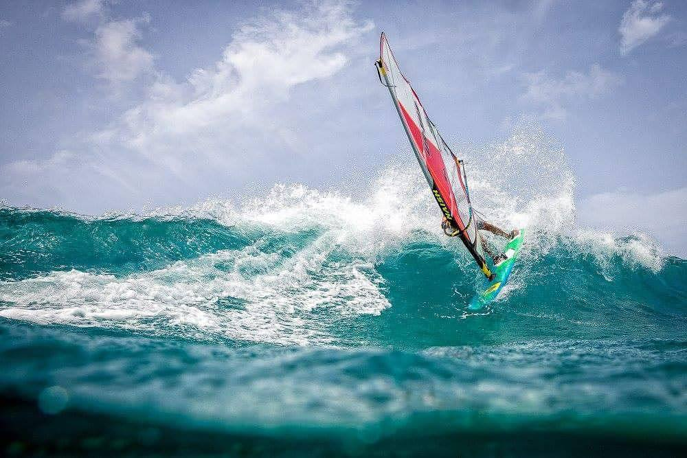 Featured Rider: Bernd Roediger - International Windsurfing