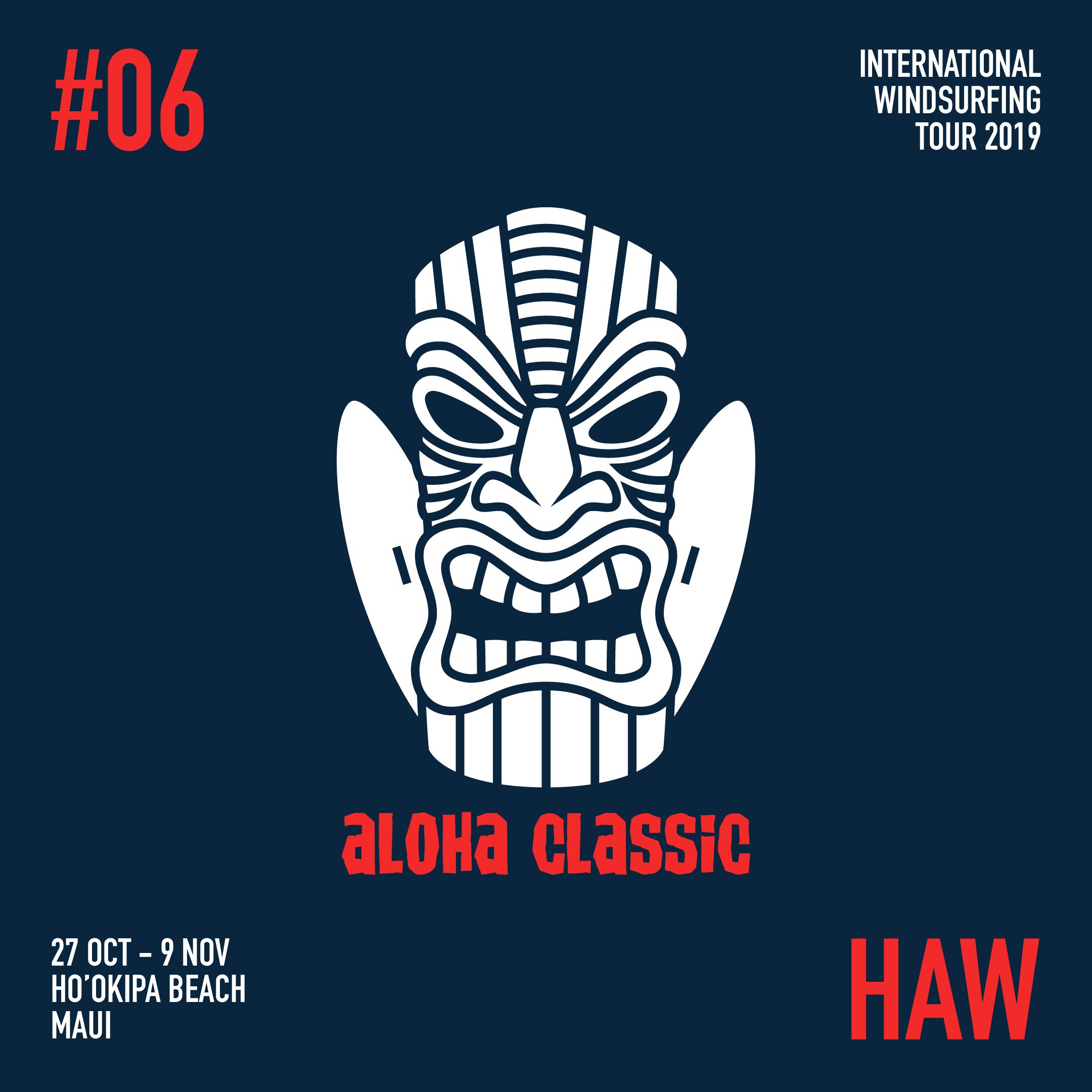 Maui Aloha Classic 2019 - International Windsurfing Tour